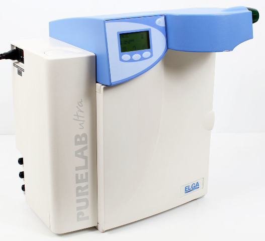 Elga PureLab Ultra Genetic Water Purification System