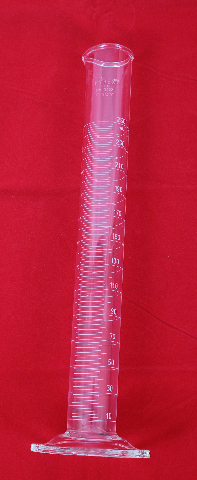Glass 250mL Graduated Cylinder