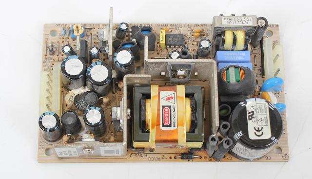 Total Power 65W Triple Output Power Supply +5VDC/6A, +15VDC/2.2A, -15VDC/0.35A