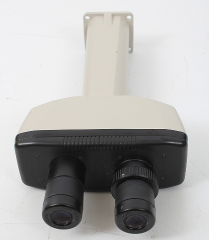 Nikon TMS Microscope Binocular Head with CFWE 10XA/18 Eyepieces