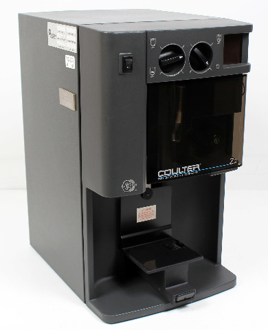 Beckman Coulter Z2 Cell/Particle Counter & Size Analyzer -Clean and Tested-