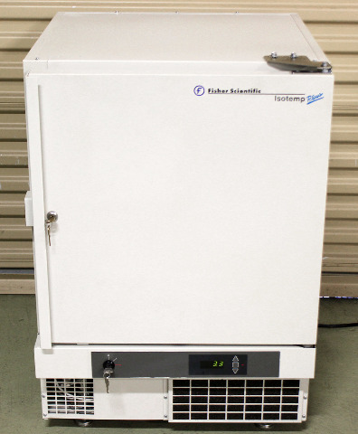 Fisher Scientific Isotemp Plus Undercounter Blood Bank/Lab Refrigerator -Tested-