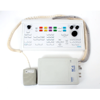 Viasys Nicolet Biomedical SC-1 Stim Controller, Control Panel, and Foot Switch