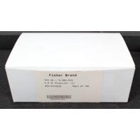 New FisherBrand 5.0 ml Dispenser Tip 13-683-61D for Repeating Pipetter, 100pk
