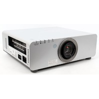 Panasonic PT-D6000US DLP HD Cinema Projector 6500 Lumens w/ Remote -Low Hours