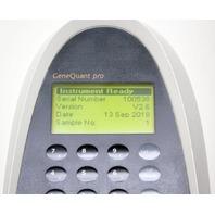 GE Healthcare/Amersham GeneQuant Pro RNA/DNA Calculator UV-Vis Spectrophotometer