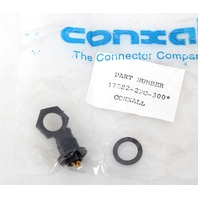 Lot of 4 Switchcraft/ Conxall 17282-2PG-300 2-Way Micro-Con-X  Connector