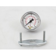 "Peak 2"" EN837-1 200 PSI Pressure Gauge with Mounting Bracket"