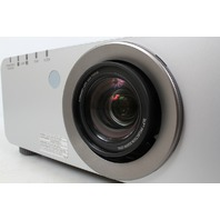 Panasonic PT-D6000US DLP HD Cinema Projector 6500 Lumens - 1846 Lamp Hours