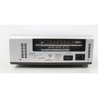Panasonic PT-D6000US DLP HD Cinema Projector  6500 Lumens - LOW LAMP HOURS! 174 Lamp Hours