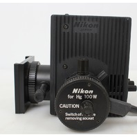 Nikon Mercury Lamp House Hg 100W