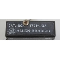 Lot of  4 Allen Bradley Gordos LR38595 E46203 1771-JOA Relay 3.0-8 VDC 3A 120VAC