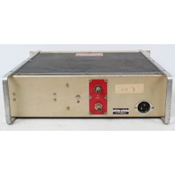 Power Designs Hodel HV-1547 High Voltage Regulated DC Power Supply 1-3012VDC 40mA