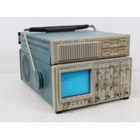 Tektronix 2432A 300 MHz, 250 MS/s dual-channel Oscilloscope 2402 Tekmate