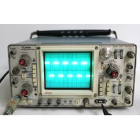 Tektronix 465 100 MHz,  Dual-channel Oscilloscope w/ Option 7