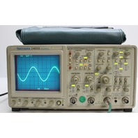 Tektronix 2465B 400 MHz,  four-channel Oscilloscope