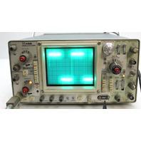 Tektronix 465 100 MHz,  Dual-channel Oscilloscope