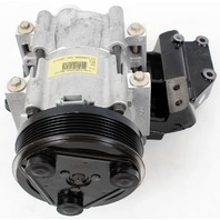 Ford OEM A/C Compressor Direct Replacement F6DH-19D629-FB + Bracket 96 Taurus 3L