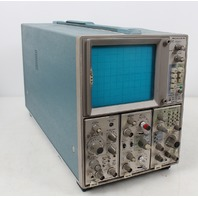 Tektronix 7603 Oscilloscope with Modules 7A22, 7A26, and 7B85
