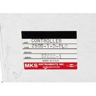 MKS Instruments Type 250 Pressure Flow Controller P/N 250B-1-D-PL0