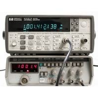 HP/Agilent 53131A 225 MHz Universal Frequency Counter/Timer -Tested-