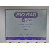 Bio-Rad iCycler Thermal Cycler Dual 48 Well Reaction Module 170-8705
