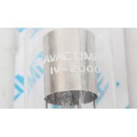 Diavac Limited IV-2000 Hot Cathode Tube
