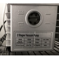 AI AccuTemp-19T Vacuum Oven w/ LED Illumination, 5 Shelves, 9 CFM Pump TURN-KEY!