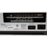 Panasonic PT-D6000US DLP HD Cinema Projector 6500 Lumens, -Fully Tested-