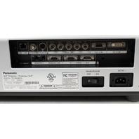 Panasonic PT-D6000US DLP HD Cinema Projector 6500 Lumens, Nice