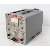 Power Designs 2050 DC Power Supply 20VDC 5A