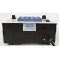 VWR Heat Block 13259-005 with 13mm 20 Hole Block 130