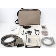 Tektronix Accessory Bag for 1240/1240 Logic Analyzer - FULLY LOADED -