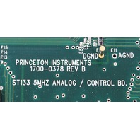 RS Roper/Princeton 5Mhz Analog Control Board for ST133 Controller, 1700-0378