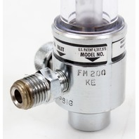 Victor FM-200 Single Gas Calibration Carbon Dioxide Flowmeter, 1000-0264
