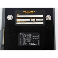 Melles Griot 05-LPM-318-065 Power Supply, 23W | 50-400Hz | 1.70-2.45 KVDC