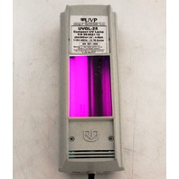UVP Mineralight UVGL-25 Dual Wavelength Hand-Held UV Lamp 254/365nm