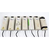 -LOT OF 7- UVP Mineralight UVGL-25 Transilluminators 254/365nm -FOR PARTS-