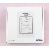 National Instruments NI myDAQ (University) SEALED! 781326-01