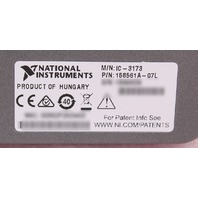 National Instruments NI IC-3173 i7 8GB RAM Linux Industrial Controller 784970-01