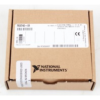 National Instruments NI-9263 cDAQ 4-Ch Voltage Output Module -New Sealed Box