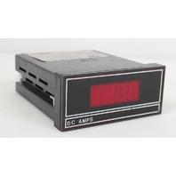 ENI Electro Numerics INC EN35L-P235 Digital Panel Meter DC AMPS Range 200MV