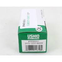 Ushio DYS Halogen Lamp 120V-600W 1000251