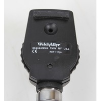 Welch Allyn 74710 Otoscope Ophthalmoscope Transformer w/Heads 25020a 11710