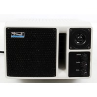 Anchor AN-130 Powered 2-Way 30W PA Speaker Monitor w/ Mounting Bracket -Clean-