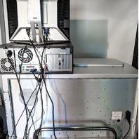 Agilent G2565BA SureScan DNA Microarray Scanner G2505B w/Computer + Scan Control