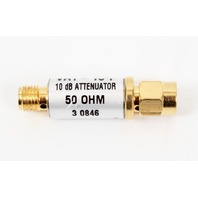 Mini-Circuits VAT-10+ SMA-Conn Fixed Attenuator | 10 dB, 50 Ohm, DC to 6000Mhz