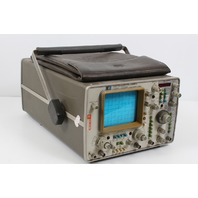 HP Agilent 1743A Oscilloscope 100Mhz, 2-Channel