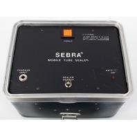 SEBRA Portable RF Tube Sealing System, 1071 Generator w/ 1105 Hand Piece