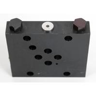 Vickers Eaton 686497 Servo Valve Fifth Port Filter Module
